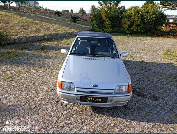 Ford Escort Cabrio 1.4 Ghia