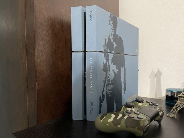 Playstation 4(desliga-se sozinha) - PSN Plus 12 meses