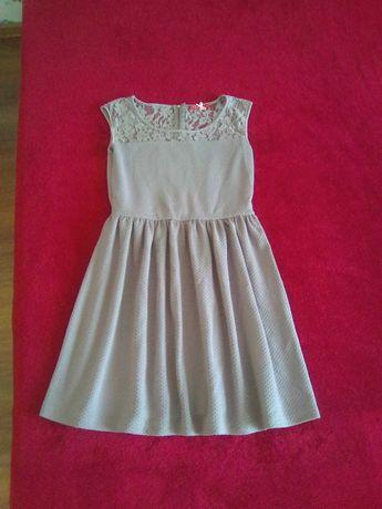 Платье,цвет капучино