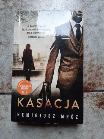 Kasacja, Remigiusz Mróz, wydanie kieszonkowe
