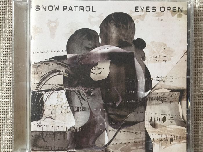 Snow Patrol - Eyes Open - płyta CD Chorzów - image 1