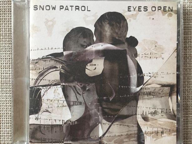 Snow Patrol - Eyes Open - płyta CD