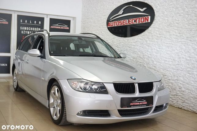 BMW Seria 3 2.0D 163KM! 2006r! Xenon! Skóra! Climatronic x2! Multi funkcja! Alu 17