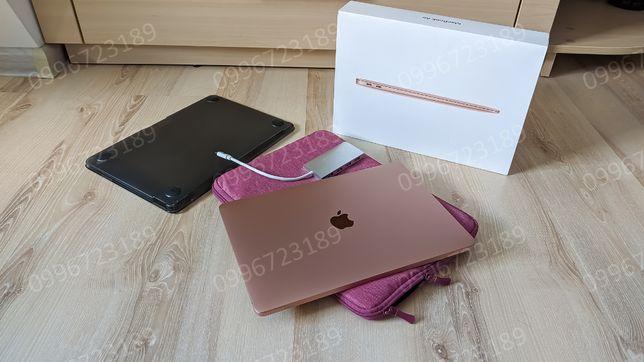 Как новый MacBook Air Rose Gold i5\8GB\128\Полный комплект\15 циклов