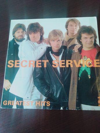 Secret Service-greatest hits LP płyta winylowa