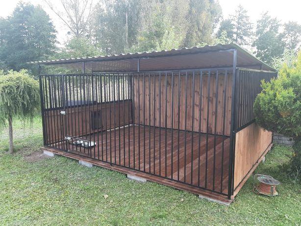 Kojec klatka Box Dla Psa Szybka buda dostawa 3mx2m montaż gratis