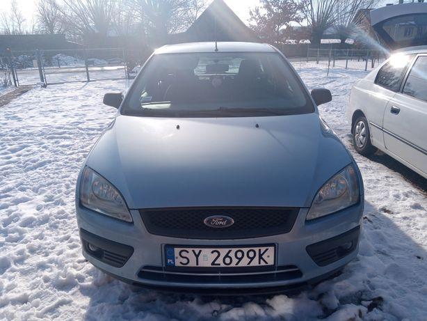 Ford Focus kombi 1.8 tdci