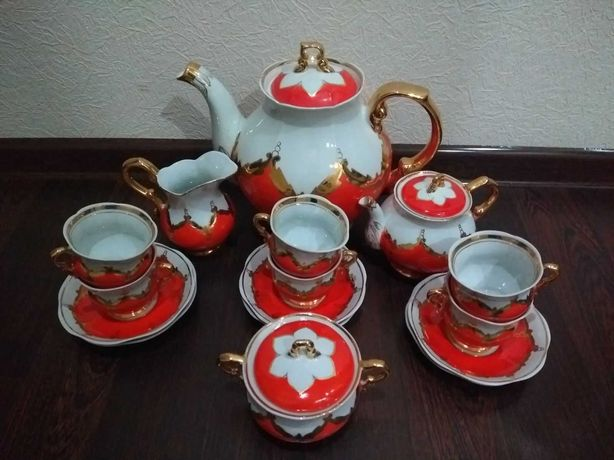 Чайный сервиз, Кофейный сервиз, Столовые наборы