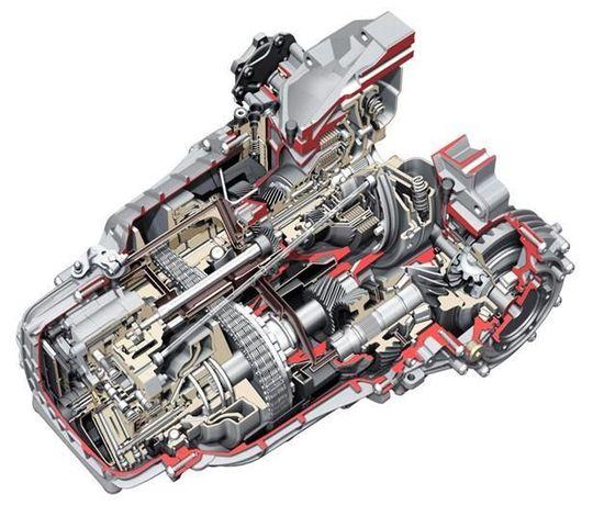 naprawa i regeneracja automatycznych skrzyni biegów AUDI A4 A6 A8