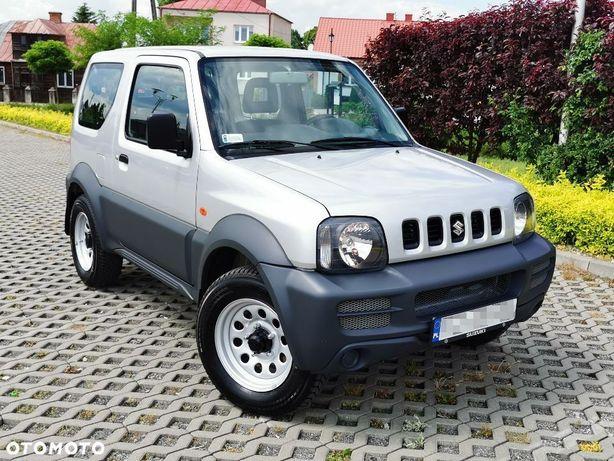 Suzuki Jimny 1.3 85 KM / Napęd 4x4 / Salon Polska I właściciel