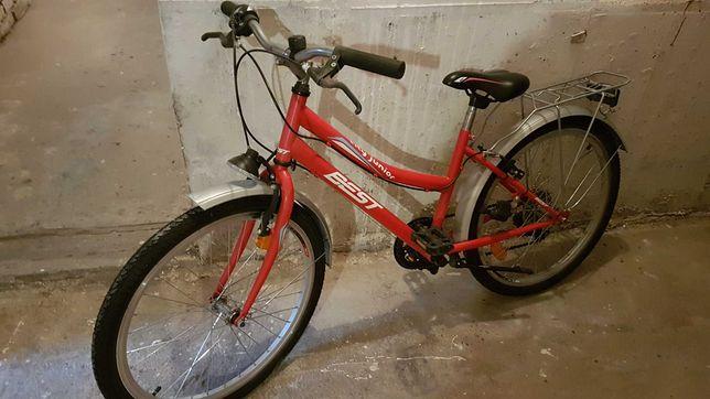 Rower dziecięcy 24 cale