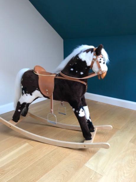 Duży koń rozmiar xl