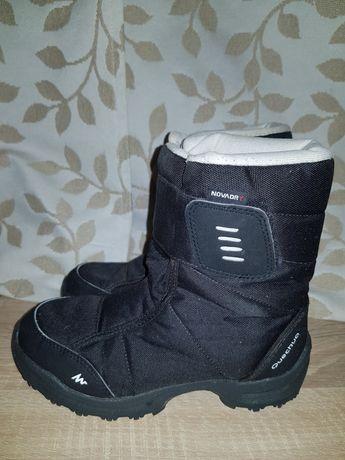 Quechua Novadry Термо ботинки 33р