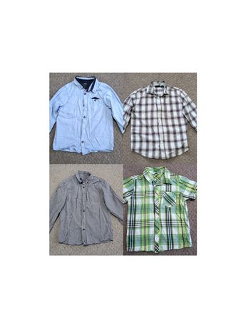 Детская рубашка, 122-128