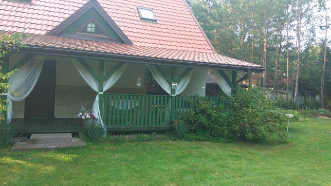 Dom nad Liwcem do wynajęcia