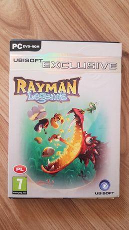 Rayman legends  nowe pc dvd-rom