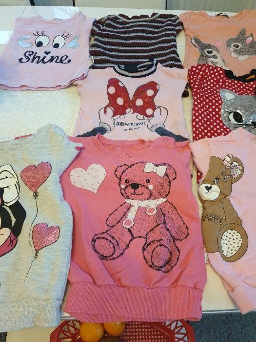 Modne ubrania dla dziecka 80-86 Knurów - image 1