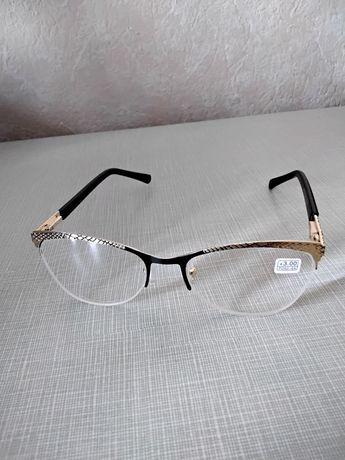 Красивая оправа очки для работы вблизи.