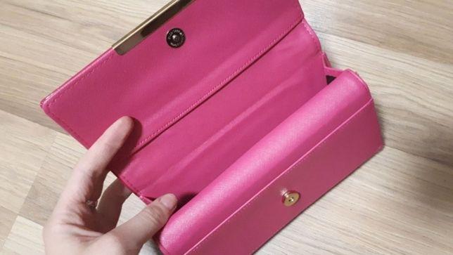Новый красивый розовый кошелек МК. Michael kors.