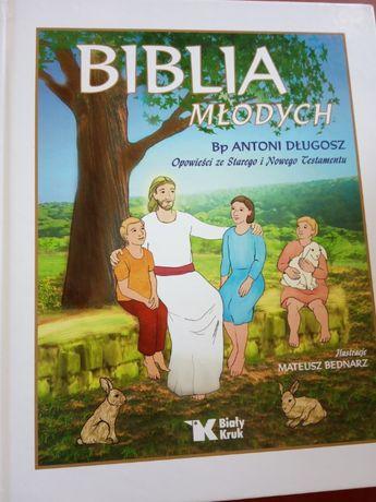 Biblia Młodych BP. Antoni Długosz