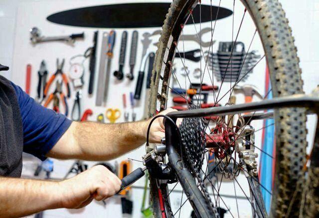 Ремонт велосипедов масаны.