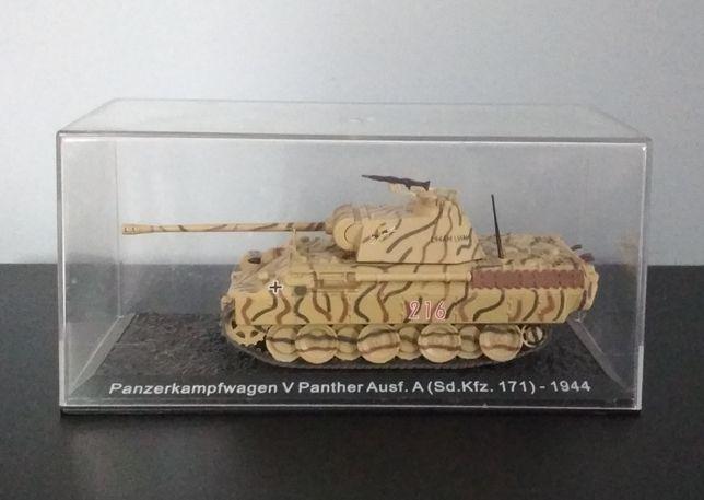 PzKpfw V Panther, Pantera Model, Czołgi Świata, Kolekcja