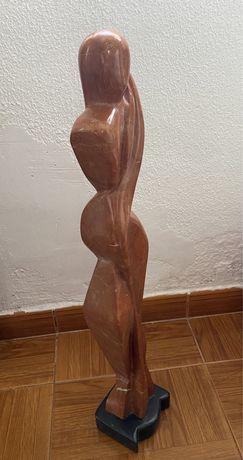 Estátua em marmore