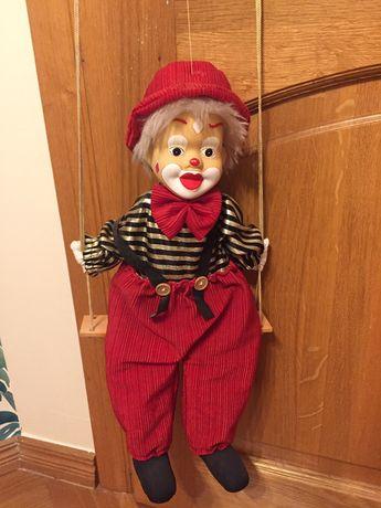 Porcelanowy klaun