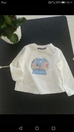 Nowa bluzeczka Reserved rozmiar 74