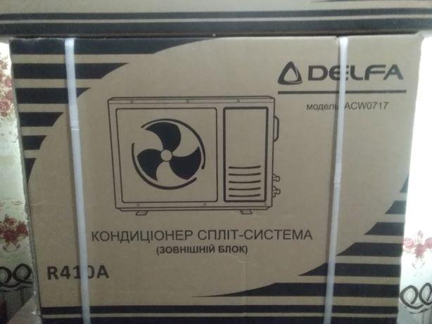 Новый кондиционер DELFA