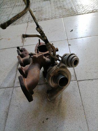 Turbo Astra como novo