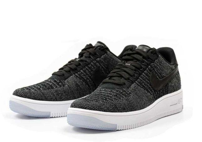 Buty sneakersy NIKE AIR FORCE 1  FLYKNIT LOW 37,5EU  23,5CM