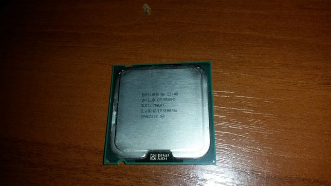 Процессор Intel Е2400 2.6Ghz