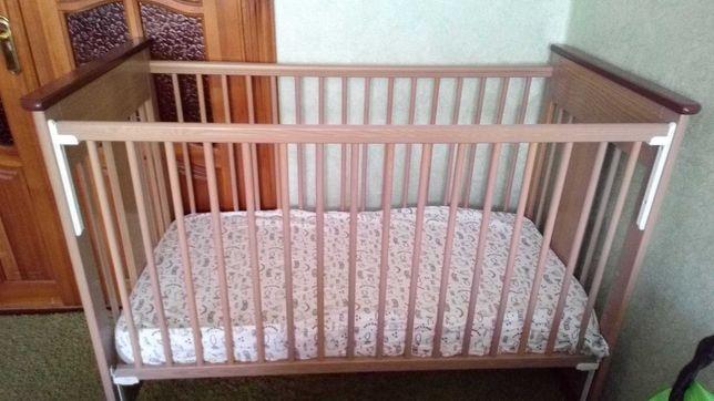 Детская кроватка Drewex