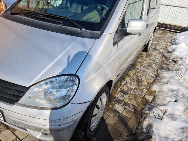 Vaneo Mercedes-Benz