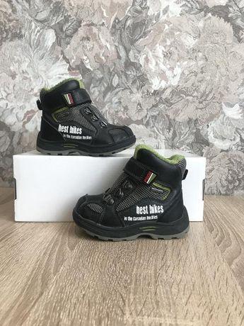 Deltex best hikes 22 р ботинки сапоги черевики сапоги