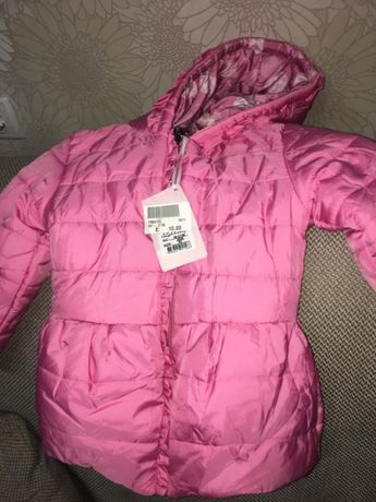Продам куртку для девочки 92р, (30мес)
