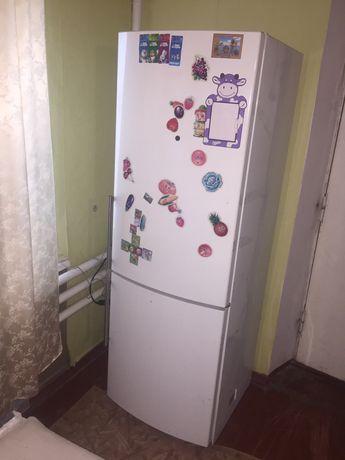 Холодильник горение!