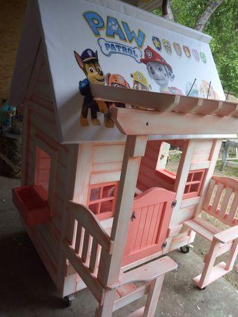 Дитячий будиночок, детский домик, хатинка, хатка
