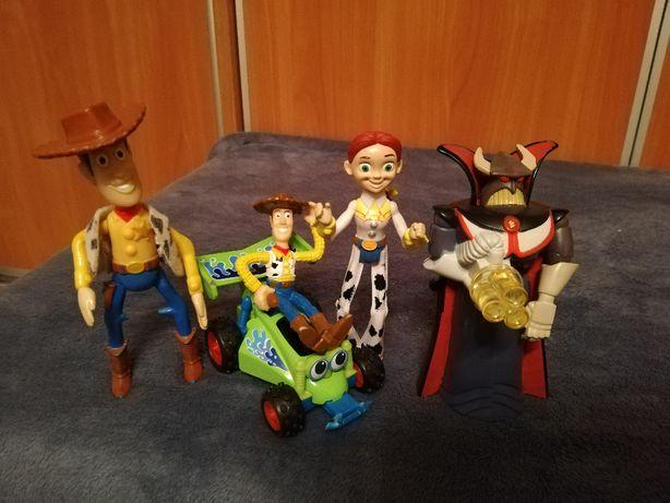 Toy Story figurki zestaw
