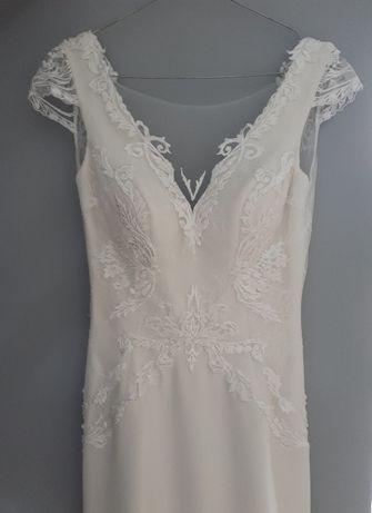Suknia ślubna Virginia z włoskiej kolekcji