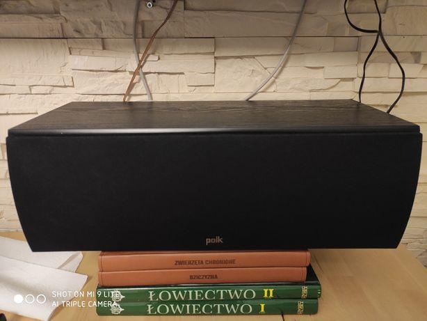 Polk Audio T30 Głośnik centralny czarny