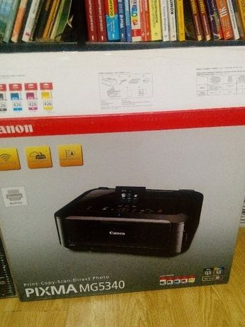 Продам Принтер CANON Pixma MG 5340