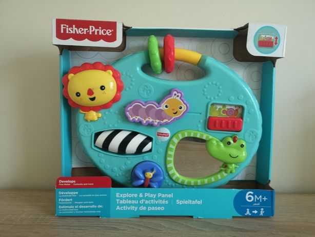 Fisher-Price Explore & Play Panel