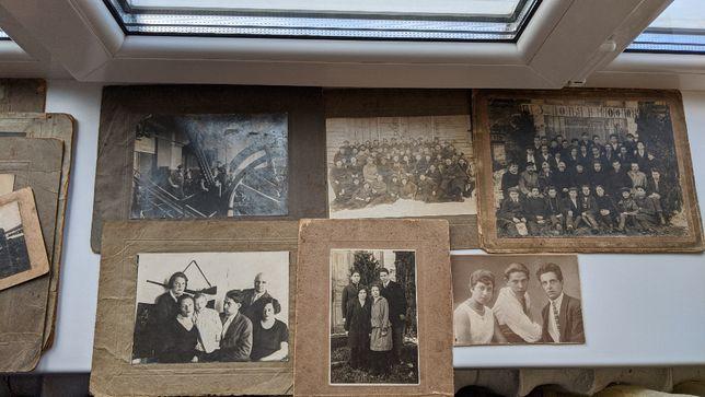 Продам старые довоенные фотографии