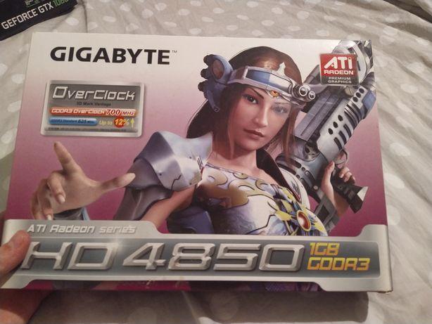 ATI Radeon HD4850 1024MB GDDR3 (256bit) (625/2000) 2xDVI, 1гб, 1gb