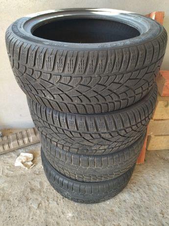 Opony zimowe r17 Dunlop
