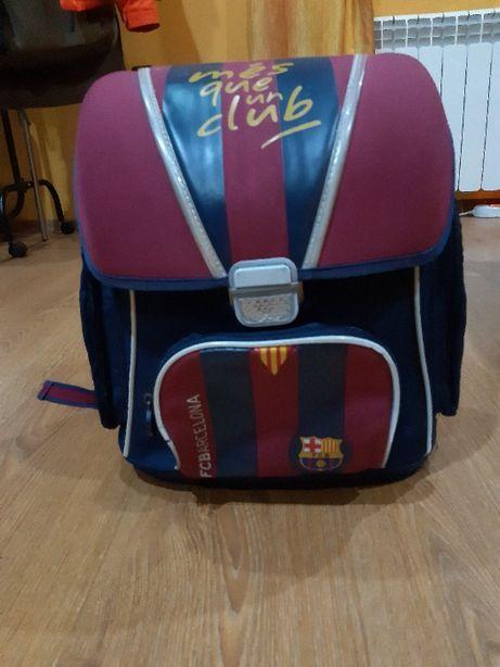 Plecak, tornister, FC Barcelona
