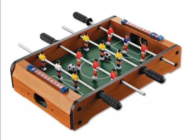 Настільний футбол, настольний футбол Foot table game.