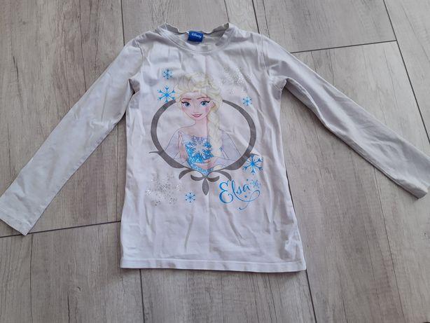 Bluzka dla dziewczynki rozmiar 128